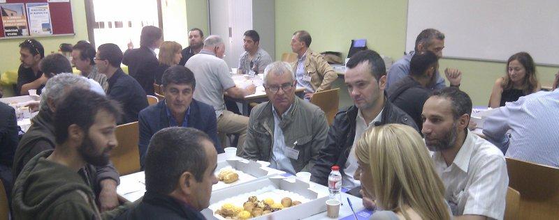 201405 – Jornada World Café – Sant Joan de Vilatorrada – Dinàmica World Café – Jordi Puigdellívol